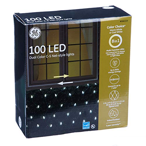Ge 100 Led C5 Lights in US - 4