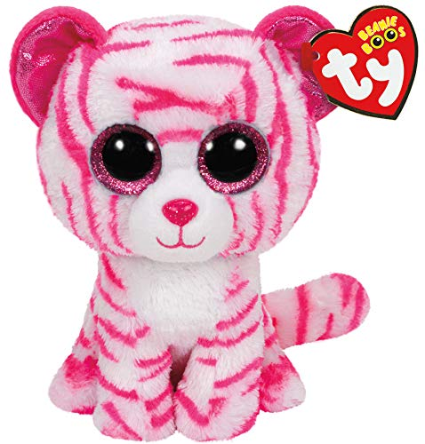 TY Beanie Boo Plush - Asia the Tiger 15cm