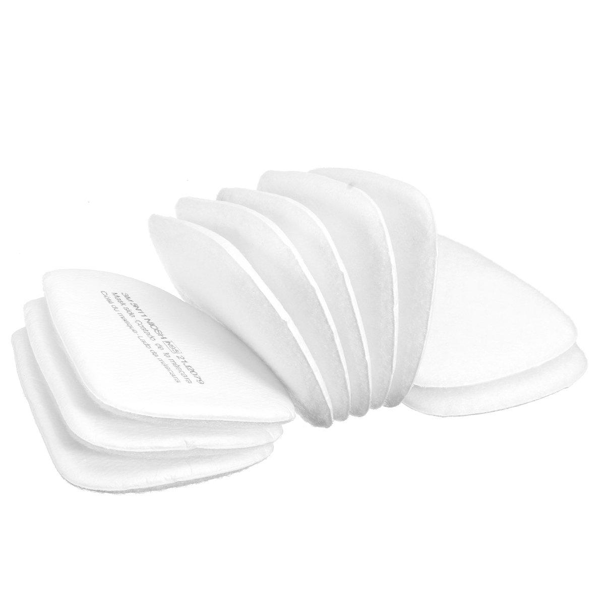 MASUNN Filtro De Algodón Máscara del Cartucho Respirador ReemplACe