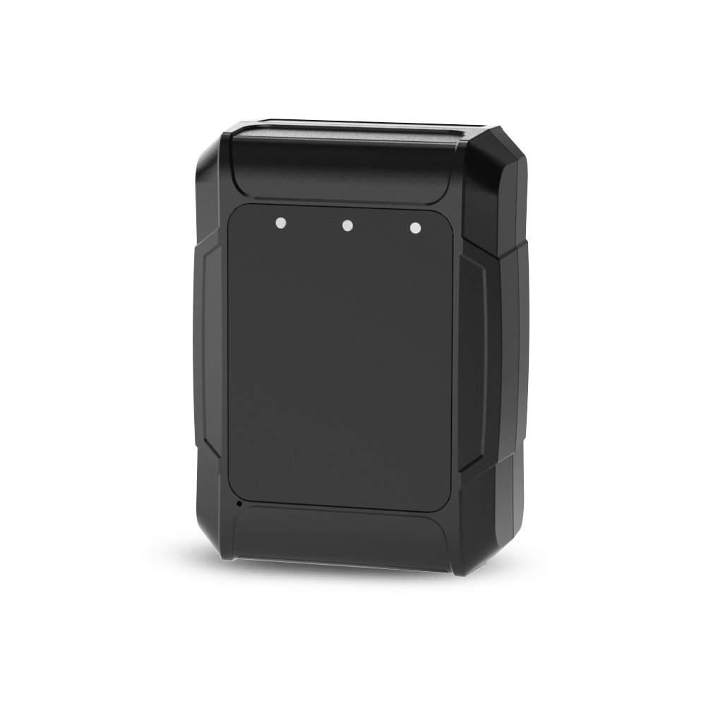 Euouae GT300L+ Portable Personal Vehicle GPS Tracker Real Time Locator No Monthly Fee with 1 Year Data Plan