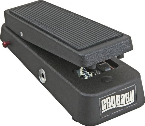 (Dunlop 535Q Cry Baby Multi-Wah Guitar Effects Pedal)