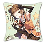 MA-N367 Kantai collection Naka (kancolle) Anime Hugging pillow / Cushion Cover #C248