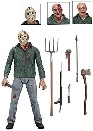 NECA Friday the 13th Part 3: Ultimate Jason 7-Inch Action Figure