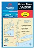 Maptech Waterproof Chartbook: Hudson River and New York Harbor
