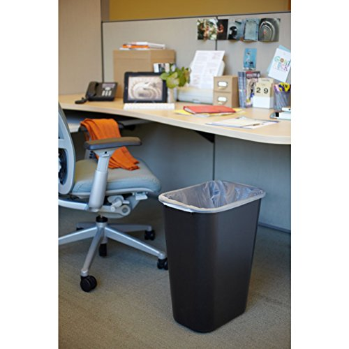 Rubbermaid Commercial 2957 10-Gallon Deskside Large Trash ...