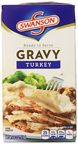 Swanson Gravy Turkey 18 3 Ounce
