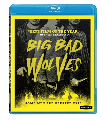 Big Bad Wolves [Blu-ray]