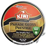 Kiwi Black Parade Gloss Shoe Polish 50g