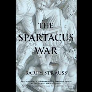 The Spartacus War Hörbuch