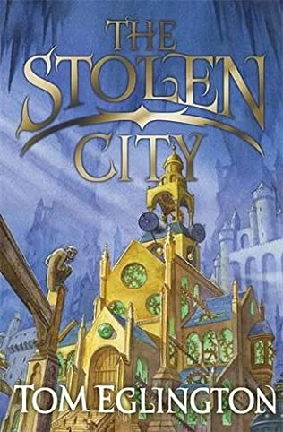book cover of The Stolen City