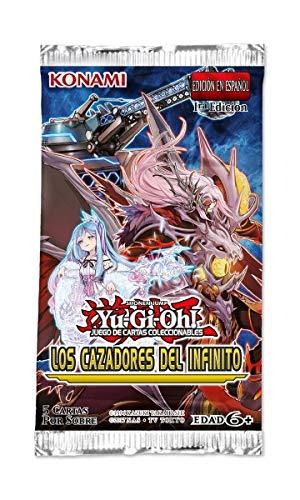 Yu Gi Oh! Los Cazadores del Infinito: Amazon.es: Juguetes y ...