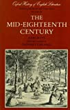 The Mid-Eighteenth Century, Butt, John, 0198122128