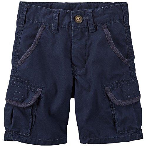 Carters Navy Blue Cargo Shorts