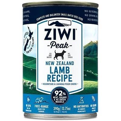 ZIWIPEAK Canned Dog Lamb 13.75 oz Case 12