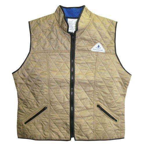 Techniche International Damens & 039;s Deluxe Sport Vest, 1 x, Khaki by Techniche International