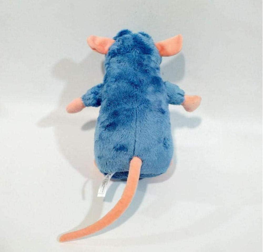 Detazhi 1piece 25cm Ratatouille Remy rat/ón de Juguete de Felpa de la mu/ñeca Linda de los Animales de Peluche for Regalos de los ni/ños
