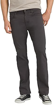 prAna - Men's Brion Lightweight, Breathable, Wrinkle-Resistant Stretch Pants for Hiking and Everyday Wear