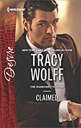 Claimed (The Diamond Tycoons)