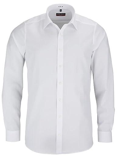 Marvelis Camisa Body Ajuste blanco 6799.69.00 mangas extra largas 69 cm - algodón, blanco, 100% algodón, hombre, 39: Amazon.es: Ropa y accesorios