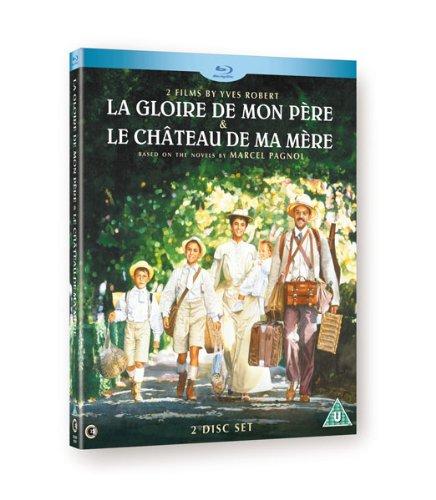 le-gloire-de-mon-pere-le-chateau-de-ma-mere-boxset-blu-ray
