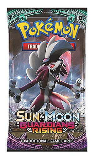 Pokemon - Sun and Moon SM2 - Guardians Rising - Booster Pack