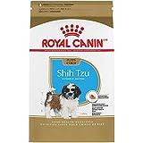 Royal Canin Breed Health Nutrition Shih Tzu Puppy Dry Dog Food,...