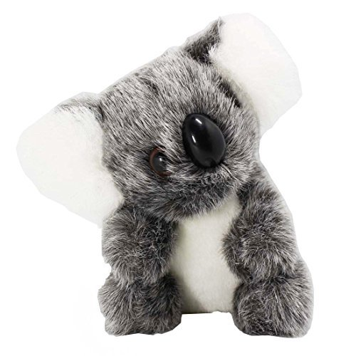 Small Koala - Koala Bear Stuffed Animal Fluffy Plush Koala Adorable Baby Stuffed Koala Durable Plush Toys Gift for Kids 5