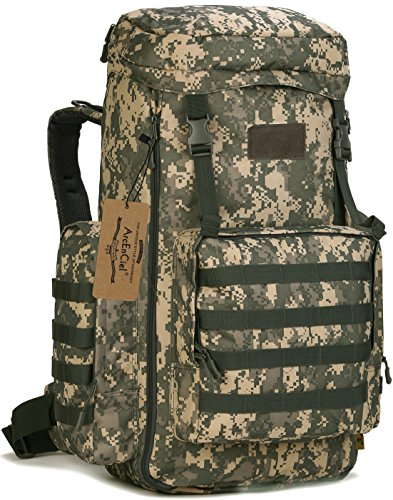 ArcEnCiel Capacity Tactical Backpack Travelling