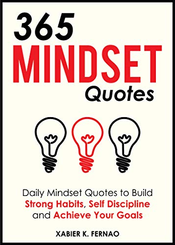 365 Mindset Quotes Daily Mindset Quotes To Build Strong