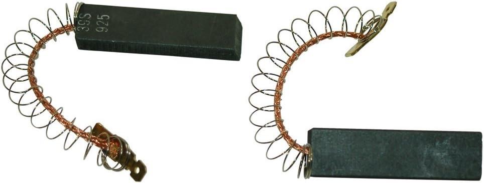 Escobillas de carbón para Bosch Lavadora 605694: Amazon.es ...