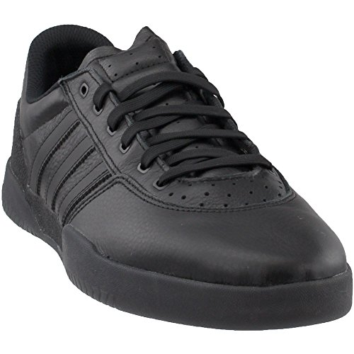 Black adidas Core Cup City Men's Metallic Gold Skate Core Shoe Black n8nfx