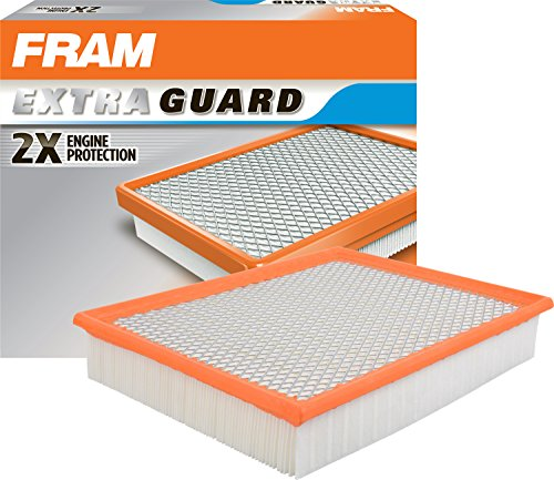 FRAM CA8755A Extra Guard Flexible Rectangular Panel Air Filter (Best Car Air Filter Review)