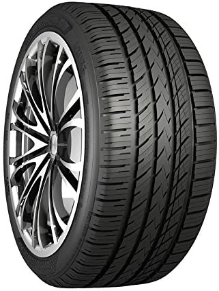 Nankang NS-25 Performance Radial Tire 245//45R17 95V