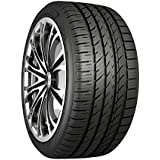 Nankang 24995016 NS-25 Performance Radial Tire - 245/45R18 100H