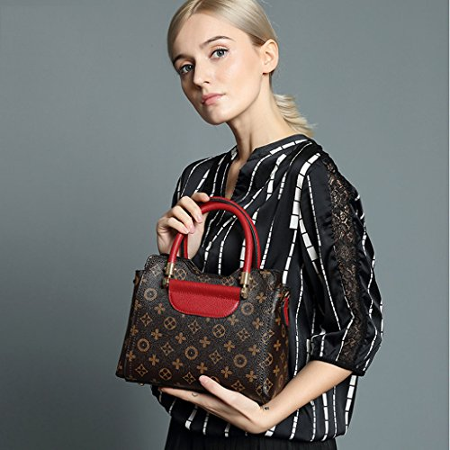 Ladies Package 4 2 Shoulder Handbag Ladies Diagonal Bags Fashion Color Bag aZCqaA