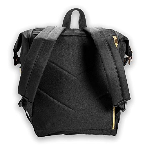 Kjarakär Best Backpack for Travel, Commuter and Daypack. Great Gift! by Kjarakar (Image #6)