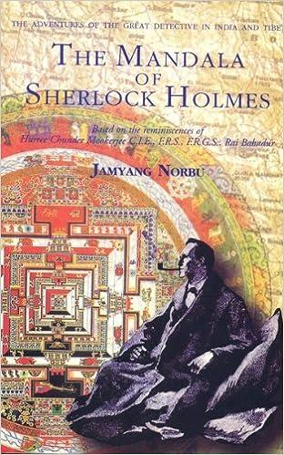 The Mandala Of Sherlock Holmes Ebook