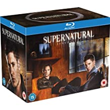 Supernatural - Season 1-2-3-4-5-6-7 Complete