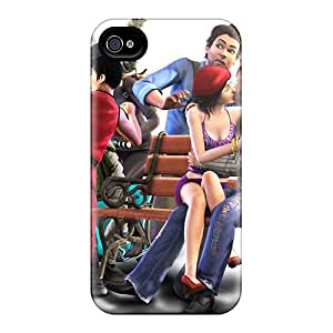 ATmectW5933uXROO Dsorothymkuz The Sims 3 World Adventures Feeling Iphone 4/4s On Your Style Birthday Gift Cover Case