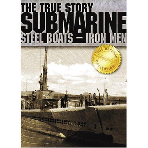 Submarine: Steel Boats - Iron Men (Movie Man Of Steel)