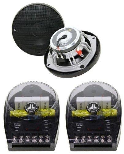 Audi 80 Cooling - C5-525X - JL Audio 5.25