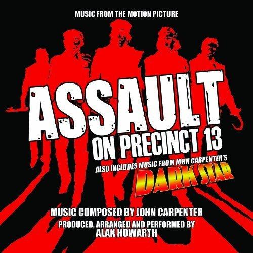 Assault On Precinct 13 / Dark Star - Music from the John Carpenter Motion Pictures by Alan Howarth, John Carpenter (June 1, 2012)