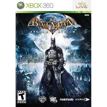 Batman:Arkham Asylum : Xbox 360: Amazon.es: Música
