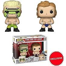 WWE Surfer Sting & Lex Luger POP! Vinyl Figure 2-Pack