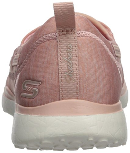 Skechers Sport Damen Microburst Topnotch Fashion Sneaker Rose