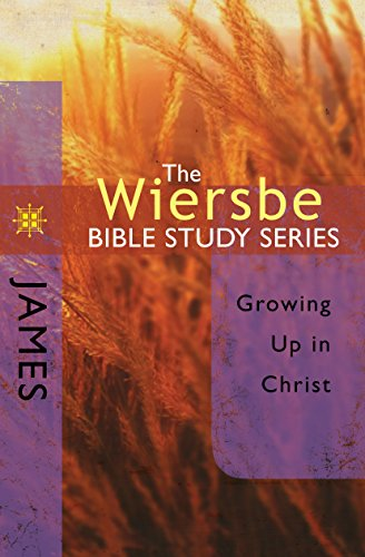 Wiersbe Bible Study Growing Christ ebook