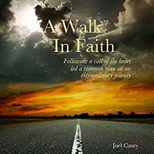 A Walk in Faith Audiobook