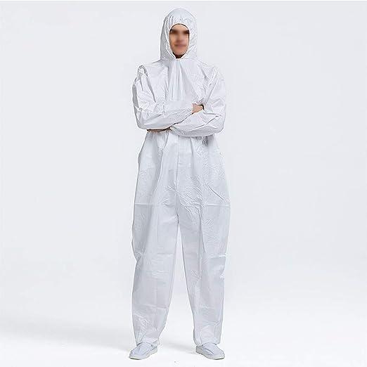 Amazon.com: YYTL - Traje desechable Tyvek grande, traje de ...