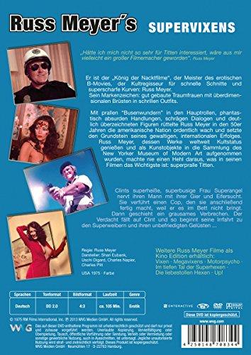 Wunderbar Russ Meyer: Supervixens   Kinoedition DVD FSK 18: Amazon.co.uk: DVD U0026  Blu Ray