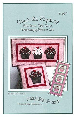 Cupcake Express Pattern